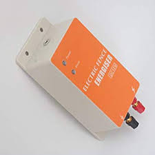 Buy Vnobwa 10 Km Electric Fence Energizer Charger For Animals Online At Low Prices In India Amazon In