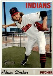 Baseball Trading Cards 2019 Topps #550 Adam Cimber Cleveland Indians RC  Rookie Baseball Card Sports Memorabilia, Fan Shop & Sports Cards cub.co.jp