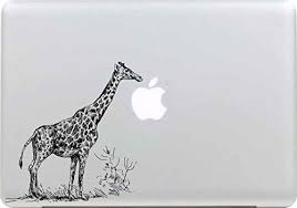 Sticker Superb Removable Art Vinyl Decal Stickers For Macbook Air Pro Mac 13 Inch Or Laptop Giraffe Buy Online In Botswana Sticker Superb Products In Botswana See Prices Reviews