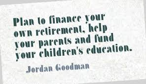 plan to finance your own retirement help your parents and fund