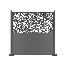 Composite Fence Panels Uk Free Next Day Delivery Screen With Envy