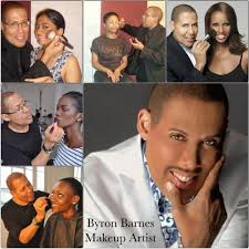 Artist Spotlight | Byron Barnes | The Glam Squad Files...