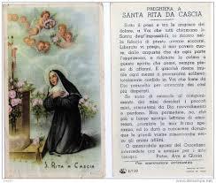 Novena a Santa Rita | Preghiera, Preghiere, Spiritualità