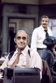 Abe Vigoda in Barney Miller ~ He was fun to have on board (With ...