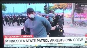 CNN's Omar Jimenez Arrested Live On Air ...