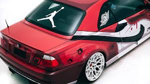 The Bmw M3 Inspired By Air Jordan