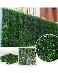 New Savings On Greenery Artificial Boxwood Panel Privacy Fence Screen Outdoor Decor 20 X20 Inches Pc Pack Of 6pcs