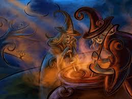 night cauldron desktop pc and mac wallpaper