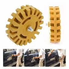 Car Truck Rubber Eraser Wheel Adhesive Sticker Pinstripe Decal Tape Glue Remover Walmart Com Walmart Com