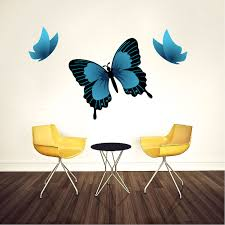 Butterfly Wall Decal Animal Wall Decal Murals Primedecals