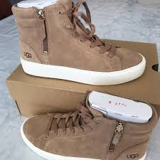 ugg shoes new olli suede sneakers