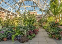 the orangerie tower hill botanic garden