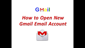 How to Open Gmail Account ? Create New ...