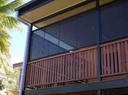 Aluminium Privacy Screens To Enclose Balcony Privacy Screen Outdoor Balcony Privacy Balcony Privacy Screen