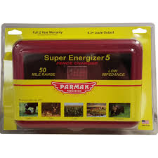 Parmak Super Energizer 5 Ac Electric Fence Charger By Parmak At Fleet Farm