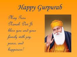 guru nanak jayanti quotes whatsapp status sms greetings in