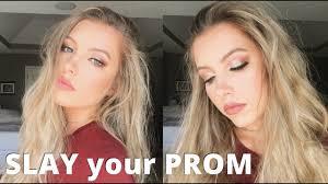 prom makeup tutorial you