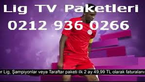 Lig TV Paketleri - Dailymotion Video