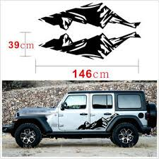 Mountain Range Sticker Decal Graphics Car Truck Jeep Pnw Jdm Vinyl Tree Forest Car Truck Graphics Decals Auto Parts And Vehicles Tamerindsa Com Ar