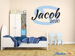 Custom Cancer Zodiac Sign Name Monogram Girls Boys Wall Decal Graphic Vinyl Sticker Home Bedroom Nursery