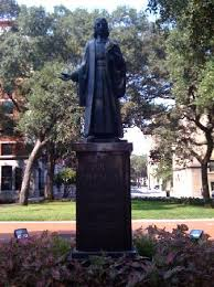 Statue of John Wesley - Reynolds Square - Picture of Planters Inn, Savannah  - Tripadvisor
