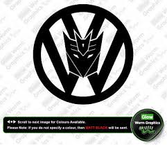 2 X Transformers Decepticon Stickers Vinyl Decal Car Side Wing Mirror Van Vw Archives Statelegals Staradvertiser Com