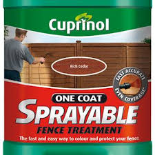 Cuprinol One Coat Stackable Sprayable Fence Treatment Forest Green Buy Oil Lubricants Greases And More From Smith And Allan