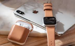 nomad s leather apple watcg band will