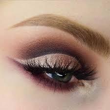 smoky eyes try cut crease eye makeup