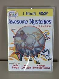 Amazon.com: Awesome Mysteries of the Bible: Twila Paris, Max Lucado, George  Beverly Shea: Movies & TV