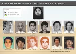 Aum Shinrikyo's Rise, Fall and Revival