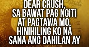 dear crush quotes and messages boy banat