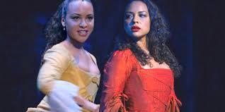 Hamilton: Why The Same Actor Plays Peggy Schuyler & Maria Reynolds