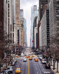 East 42nd Street New York City | New york travel, New york wallpaper, New  york city