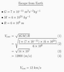 space and radio formulas