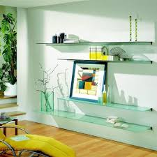 wallscapes glacier opaque glass shelf