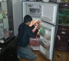 Sửa tủ lạnh Toshiba chất lượng số 1 tại tpHCM
