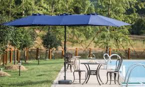 rectangular market umbrella