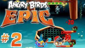 Angry Birds Epic: Boss Battle, Crafting Weapons, Magic Items ...