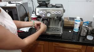 Chị Lê - dùng máy Breville 870XL ở gia đình, Quận 7 - Khởi Nghiệp Cafe