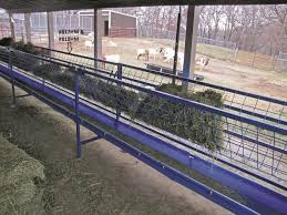 Sydell Sheep Goat Large Hay Grain Feeders Hay Racks Mangers Three Willows Ranch Supply