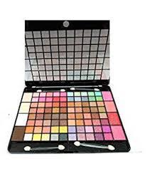 nyn waterproof makeup kit with 80
