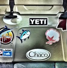 Shop The Southern Shirt Company Yeti Cooler Southern Shirt Company Yeti Cooler Stickers