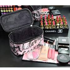 victoria secret makeup pouch saubhaya