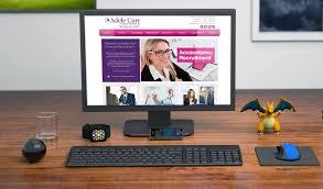 Adele Carr Website Design