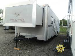 2009 used forest river rv work and play