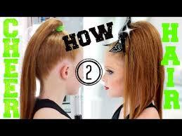 how to cheer hair allstar