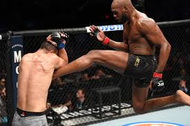 Jon Jones Win Over Dominick Reyes ...