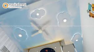 12 Innovative Ceiling Decor Ideas To Add Zest To Your Child S Room Magical Nest