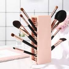 makeup brush organizer storage box case